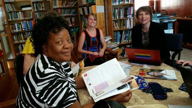 Sister Namibia – Feminist Magazine & Media House