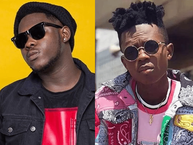 ListenGH Strongman and Medikal to drop new track after beef