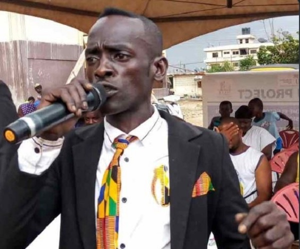 Hon Aponkye buys brand-new V8 watch for just GHC25
