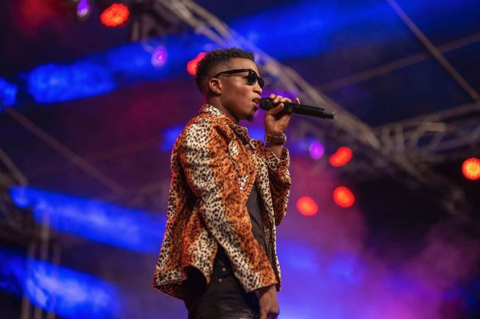 ListenGH Kofi Kinaata show his gratitude to Shatta Wale, Kwaw Kese and other bigger Musicians