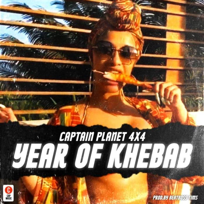 Captain Planet (4×4) – Year Of Khebab (Prod. by BeatBoss Tims)