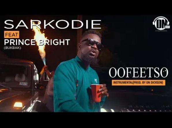 Instrumental: Sarkodie – Oofeetsɔ Ft Prince Bright (Buk Bak)