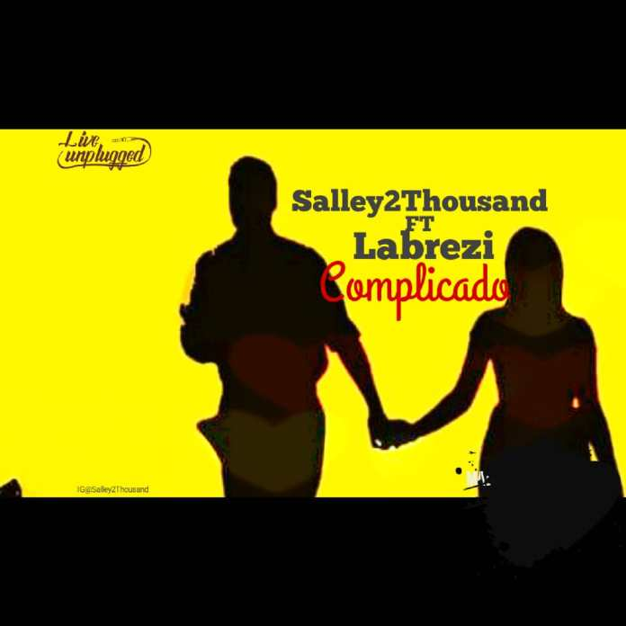 Salley2THOUSAND - Complicated  Girl ft Labrezzi Prod. by Doub & Salley2000