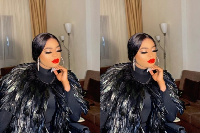 I Think I'm Pregnant' – Bobrisky Says In Latest Video