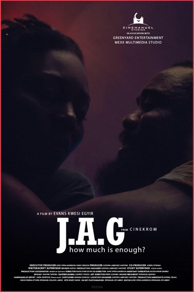 ListenGH J.A.G _ How Much Is Enough?