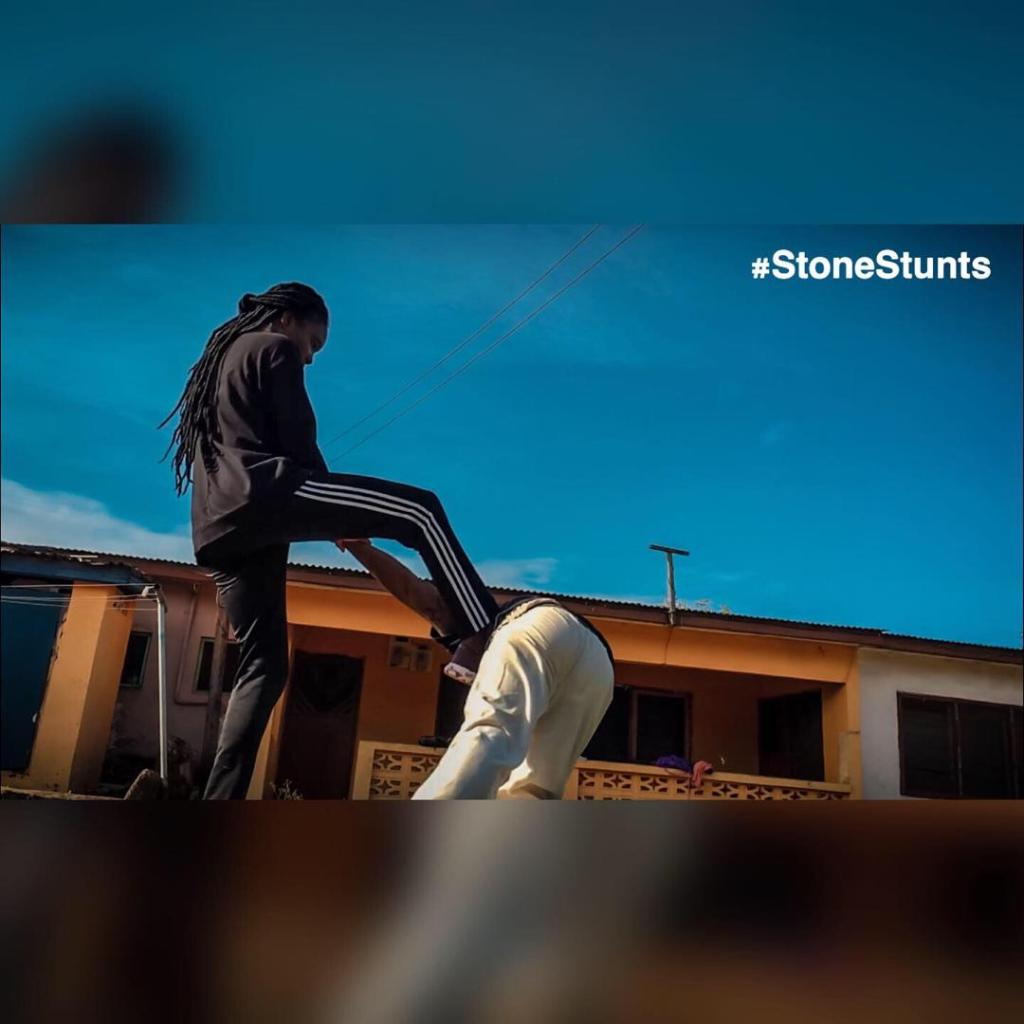 ListenGH Award-winning actor and stunts coordinator, Stone Mason is set to shoot his 1st action short film in Takoradi.