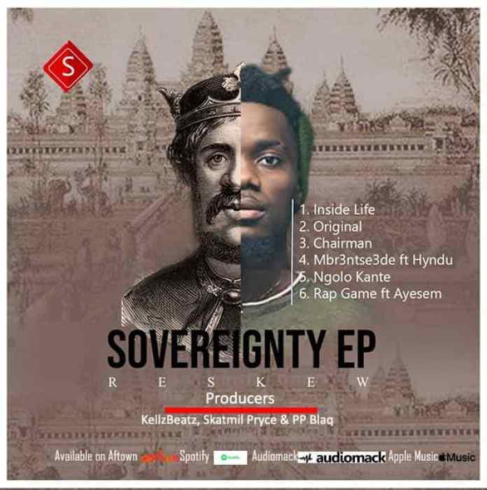 ListenGH Reskew - Sovereignty (Ep) (Kellz Beatz, Pp Blaq & Skatmil)