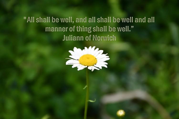 Julian of Norwich quote