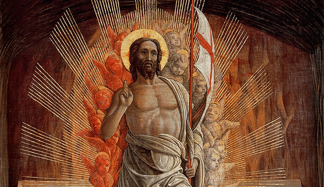 EASTER OCTAVE – Resurrection Sunday