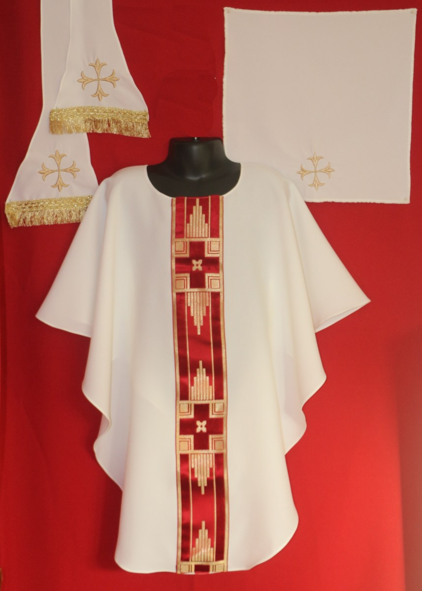 New Di Clara Kids Vestment Sets.