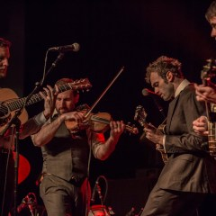 Punch Brothers Pay Respects To Tony Rice