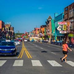 Downtown Nashville Ramble
