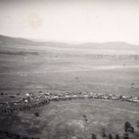 Photo showing remoteness of Belconnen in the 1940s.