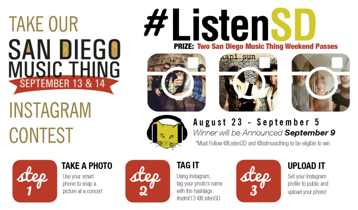 San Diego Music Thing Instagram Contest_new
