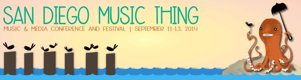 San Diego Music Thing