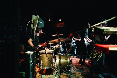 The Young Wild at The Casbah