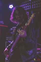 Photographs of Mrs. Henry live at the Casbah by Ryan Saint James 2016 for ListenSD