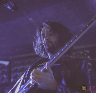Photographs of Mrs. Henry band live at the Casbah by Ryan Saint James 2016 for ListenSD
