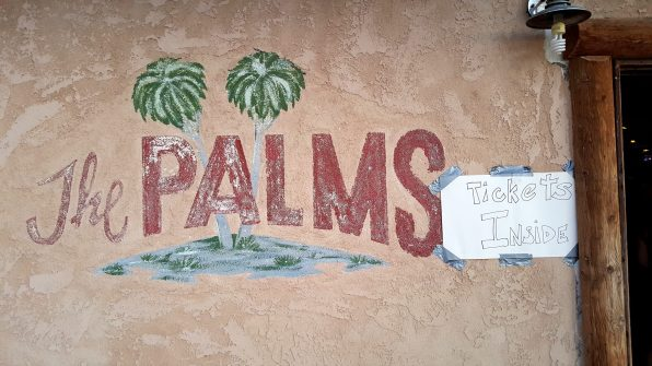 Deserted At The Palms 2015
