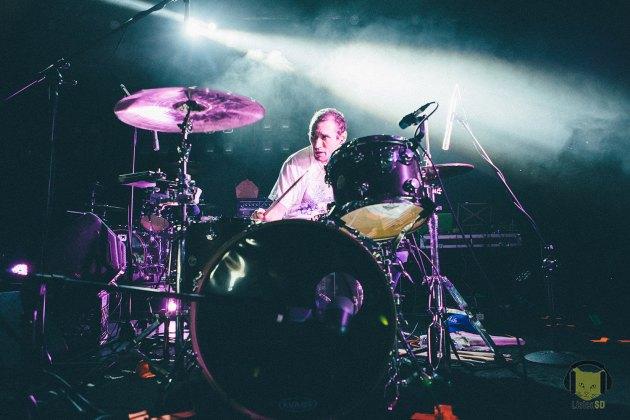 Jeremy Hyman, Drummer