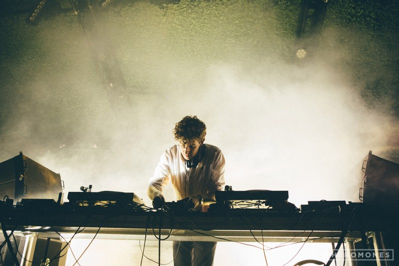Jamie xx @ The Palms Stage