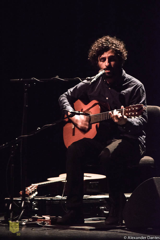José González at California Center for The Arts