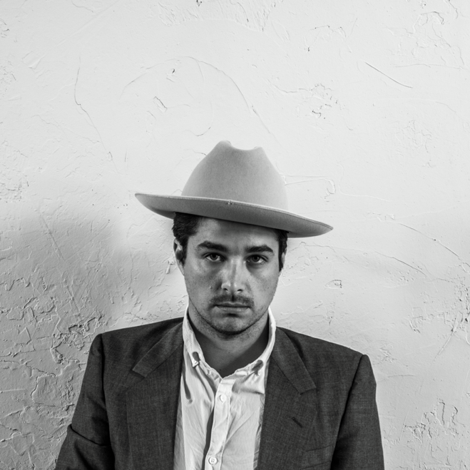 Matthew Logan Vasquez (Photo By: Ben Kaye)