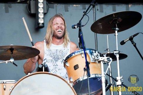 Taylor Hawkins of Chevy Metal