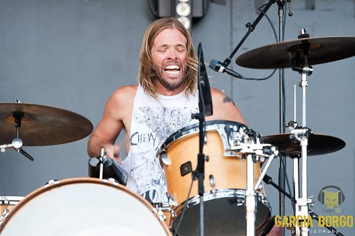 Taylor Hawkins of Chevy Metal