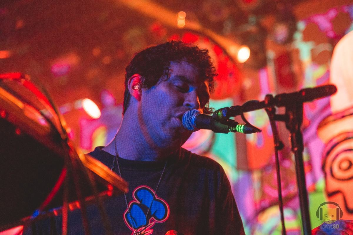 Avey Tare of Animal Collective