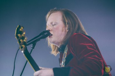 Alex Trimble of Two Door Cinema Club