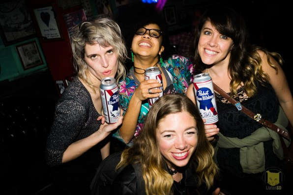 Pabst Partying with FruitxFlowers - Photo by: Jay Reilly