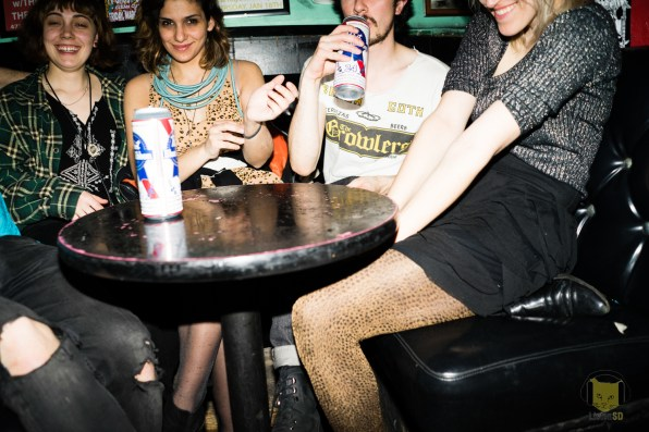 Partying with Pabst & FruitxFlowers - Photo by: Jay Reilly