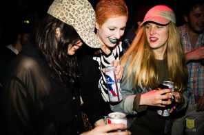 Partying with Pabst & ExGirlfriends - Photo by: Jay Reilly