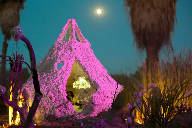 Inter-dimensional Teleporter from Desert Daze by Celeste and Aaron