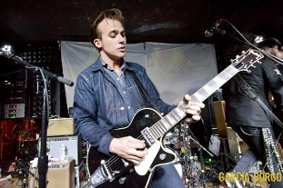 Josh Jove of The Shelters.