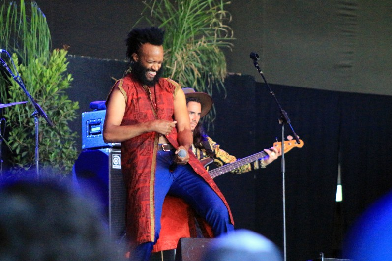 Fantastic Negrito at Arroyo Seco Weekender
