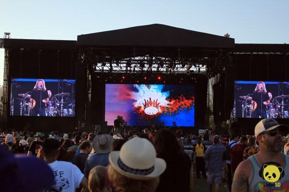 Robert Plant at Arroyo Seco Weekender