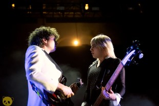 Sunflower Bean at Cal Coast Credit Union Open Air Theatre by Josh Claros