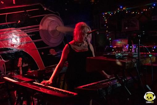 SRSQ at Whistle Stop Bar by Ciara Rseslawski