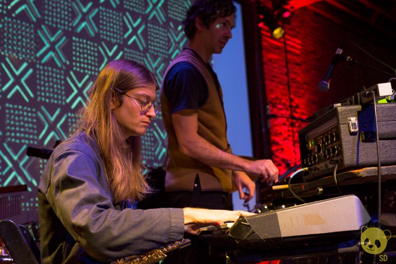 Arp at Mexican Summer's 10 Year Anniversary Show at Pioneer Works by Francesca Tirpak