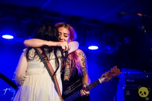 Death Valley Girls at Mercury Lounge by Francesca Tirpak