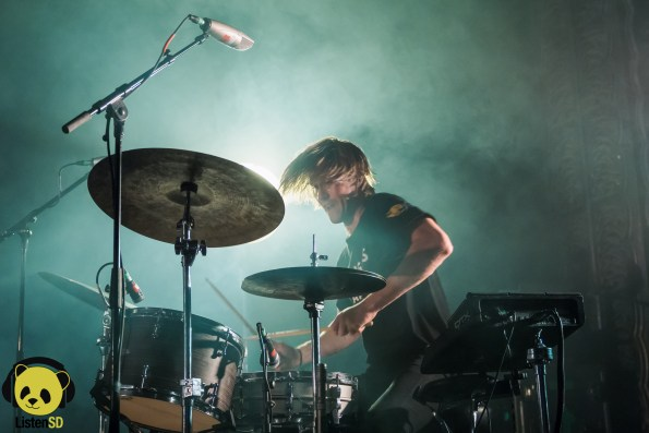 Sir Sly at Observatory North Park by Allyson Ta