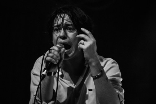 Iceage at House of Blues by Rick Perez
