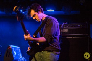 The Listeners at Mercury Lounge by Francesca Tirpak
