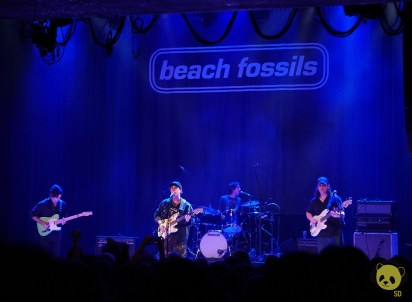 Beach Fossils at House of Blues San Diego by Jackie Ferguson