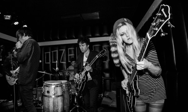 Oozelles at Soda Bar by Rick Perez