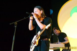 Thom Yorke at Observatory North Park by Sylvia Borgo