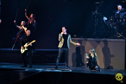 Panic! at the Disco at Pechanga Arena by Jackie Ferguson