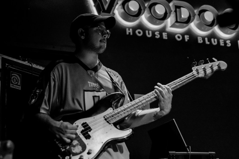 The Band CAMINO at House of Blues Voodoo Room by Christine Heyne for ListenSD